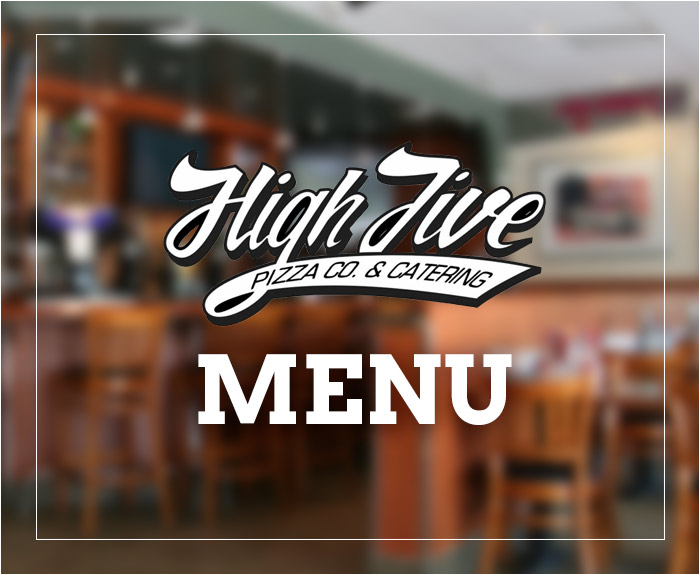 High Five Menu